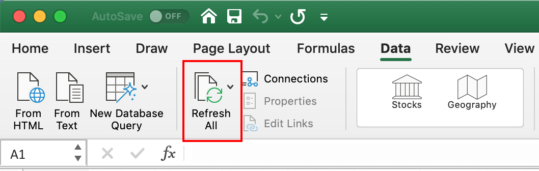 Get & Transform (Power Query) in Excel for Mac - Phase 1